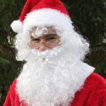 Barbes et perruques du Père Noël