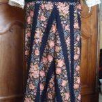 Robe coton T42 (10€)