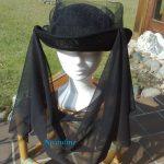 Chapeaux de veuves