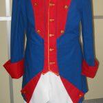 Manteau de Révolutionnaire (15€)