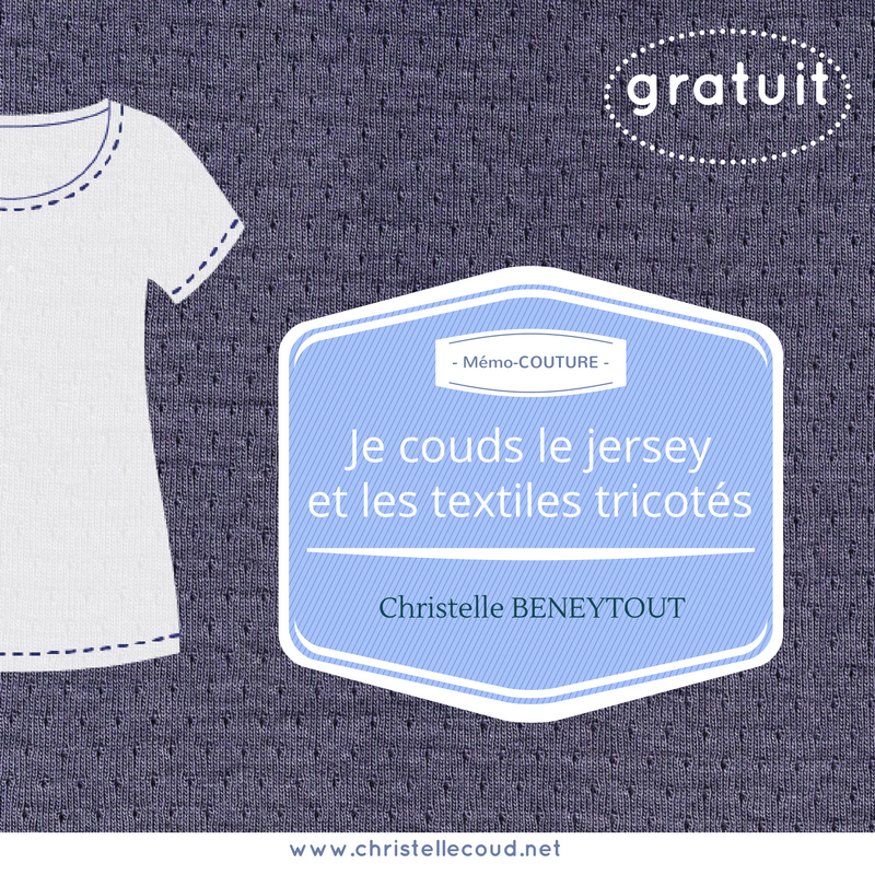 Je couds le jersey Image